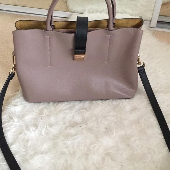 H&M Handbags - H&M buckle bag